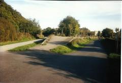 Mangotsfield Junction (emmdee) Tags: station bristol railway 1997 bristoltobathcyclepath sustrans southgloucestershire mangotsfield mangotsfieldstation