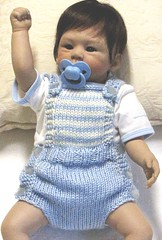 Baby Sunsuit Knitting Pattern (Easy Care Baby Knits, LLC) Tags: summer baby children outfit pattern bib knittingpattern short pdf easy knitted straps droll babysunsuitknittingpattern knittingpatternbabysunsuitknittingpatternbibshortpdfeasysummerchildrenoutfitknittedpatterndrollstraps