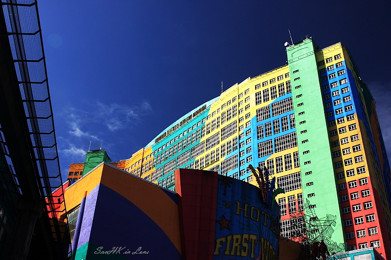 Multi Color First World Hotel @ Genting