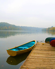 Sound of Silence (avirus) Tags: autumn color fall river boat dc washington fallcolor georgetown potomac capitalcrescenttrail