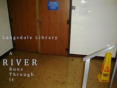 Flooded Poster