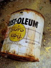 stops rust (the sea hag) Tags: its three other holding hand you like can your shit when hold brands rustoleum