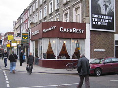 Picture of Harris's Cafe Rest, W12 8QQ