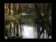 Fontebre (Nacimiento del rio Ebro - Cantabria - Spain) (Paco CT) Tags: water rio river landscape spain agua paisaje explore ebro 2008 fuentes source nacimiento cantabria orton avision ltytr1 pacoct fontebre