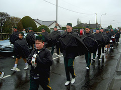 Another AOH Band (sean and nina) Tags: county city ireland girls people music irish men green rain saint st children drums march ancient women day catholic order erin board president pipes police down flags eire sash parade celebration bands national accordions uniforms annual procession patricks bagpipes banners badges cavan republican nationalist umbrellas ord tricolour derry donegal munster connacht arsa flutes ulster craic accordians armagh antrim aoh connaught tyrone majorettes padraig papal marshals ceol provinces leinster hibernians eireann divisions heireann draperstown collarettes bannerettes