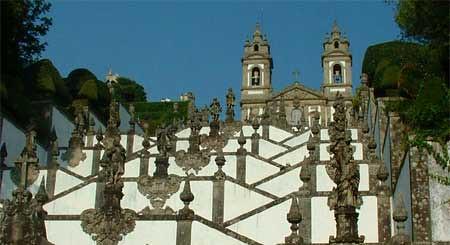 Santuario de Bom Jesus de Braga