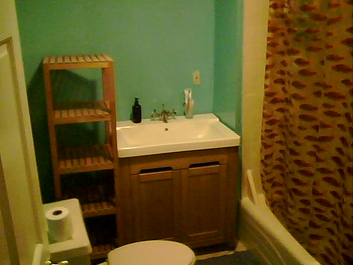 Bathroom: after