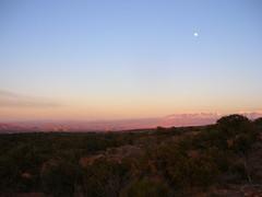 Dreamy Moonrise