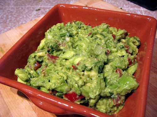 Finished Guacamole