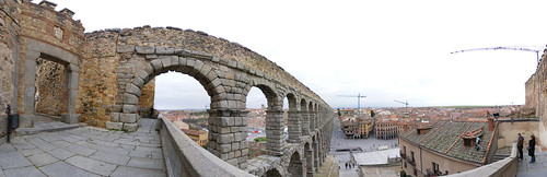 Panorama acueducto