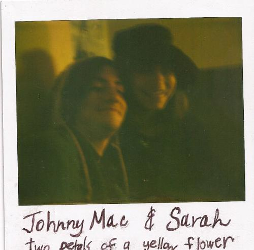 Johnny Mac and Sarah