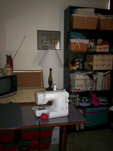 Crafting Nook Open