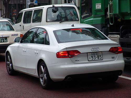 2009 Audi A4 3.2L Quattro | Flickr - Photo Sharing!