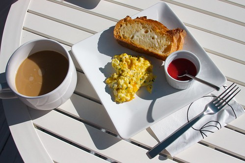eggs, toast & coffee