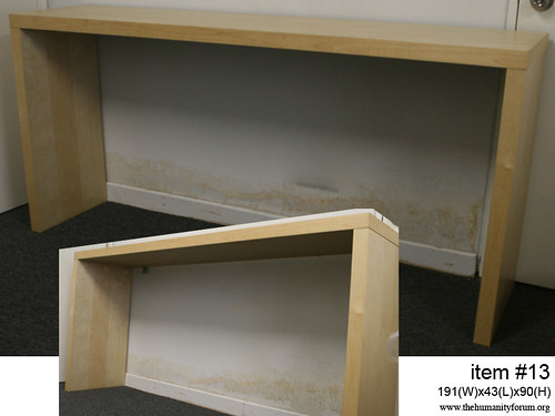 13. MALM Dressing Table