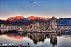 Mono lake (Phi Tran Photography) Tags: reflection nature sunrise monolake reflexions waterreflection easternsierra aplusphoto bestofvietbestphoto vietbestphoto