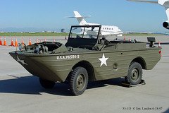 The Ford GPA 'Seep' (or Seagoing Jeep) (thegreatlandoni) Tags: ford army centennial airport colorado jeep amphibian denver seep gpa seagoing wingsovertherockies landoni thegreatlandoni jimlandon seagoingjeep