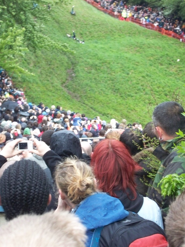 Day 46 - Cheese Rolling
