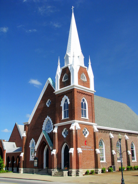 First United Methodist Church - Gallatin, TN