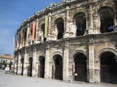 Nîmes: arena