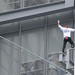 Alain Robert Spiderman in New York