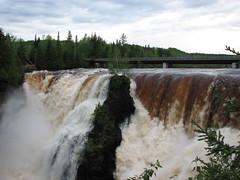 Roaring Falls (s.kosoris) Tags: canon waterfall falls waterfalls kakabeka s3is canonpowershots3is skosoris