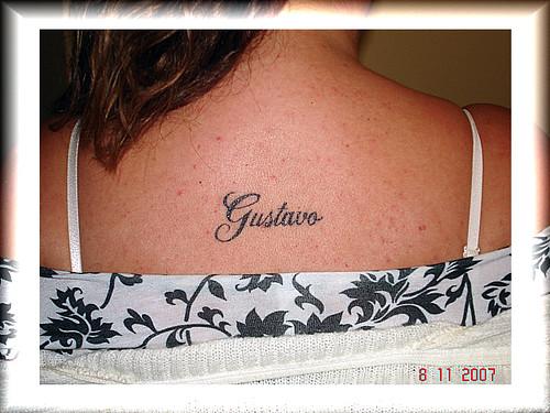 Tatuagem nome nas costas 3 a photo on flickriver tatuagem nome nas costas 3 altavistaventures Image collections