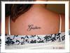 tatuagem nome nas costas 3 TARZIA TATTOO -