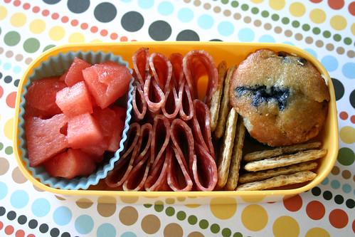 Preschooler Bento #25: June XX, 2008