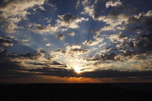 Cappadocian sunrise