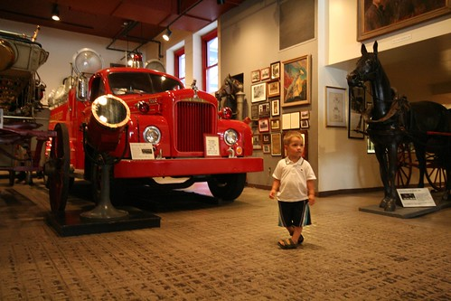 NY Fire Museum