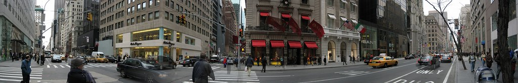 5th avenue panorama