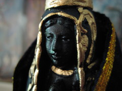 nossa senhora (parttimefarm) Tags: brasil saints collections chacara echapora nossasenhora