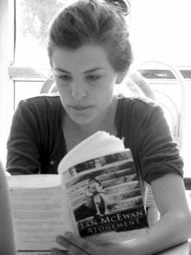 Shhh, She's Reading