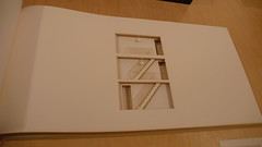 Daniela Silva - Home Project - Cut-out Book Sculpture on Tim's flickr