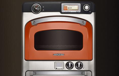 Цветная печка TurboChef. Скоро и споро