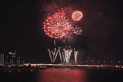 Happy Birthday, USA (Videoal) Tags: birthday camera arizona usa night america video flickr fireworks sony celebration explore townlake july4th 4thofjuly independenceday videos tempe tempeaz