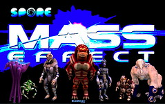 Mass Effect Meets Spore 1 (nitwhit7) Tags: game art fan video mass effect ea spore maxis keeper bioware wrex hanar krogan volus elcor salarian turian garrus