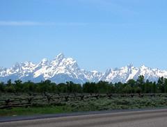 grand tetons (just a spark) Tags: mountains roadtrip tetons