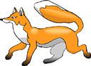 fox (3doel82) Tags: fish bird animals insect gambar koleksi ikan belajar burung binatang carnivora serangga mamalia amphibi
