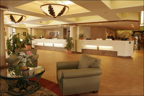 Best Western Lakeside-Kissimmee/Orlando Florida Lobby