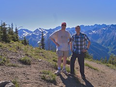 Sigma Pi day at Marmot Pass Photo