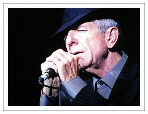 Leonard at the O2 Arena
