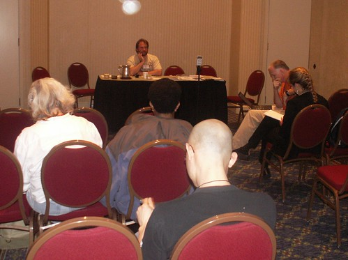 Speculative Poetry Workshop at Readercon 2