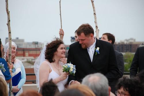 lea amp mikes big laidback jewishlutheran budget wedding