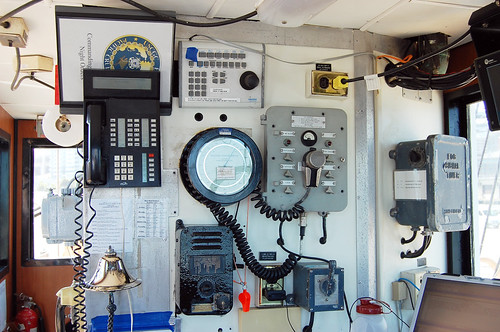 Inside the Pilothouse