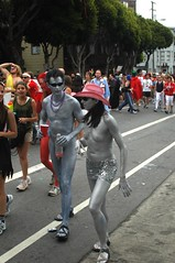 Bay to Breakers San Francisco (elflaco.igor) Tags: sanfrancisco usa sexy bay women parade topless cuerpospintados breakers niples desnudo baytobreakers bodypaintings