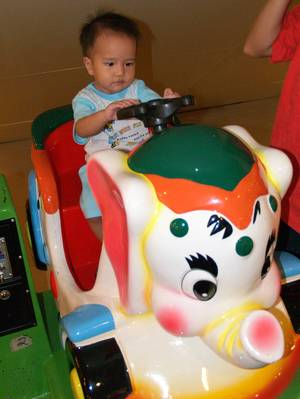 Jumbo ride