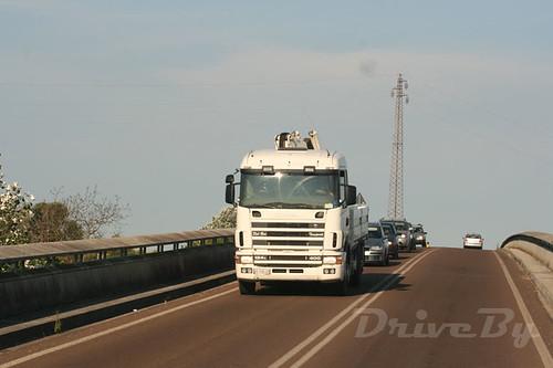 truck at torino