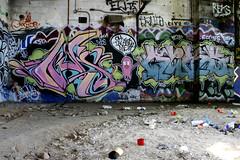 NUS REKS (Hahn Conkers) Tags: columbus ohio graffiti nus reks